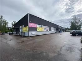 Toimitila, Vanha Yhdystie 2, Terholan teollisuusalue, Järvenpää