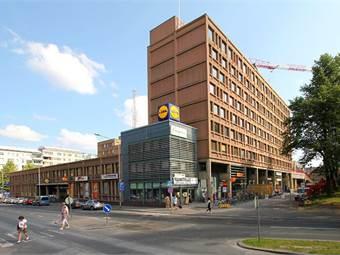 Toimitila, Rautatienkatu 21, Tampere