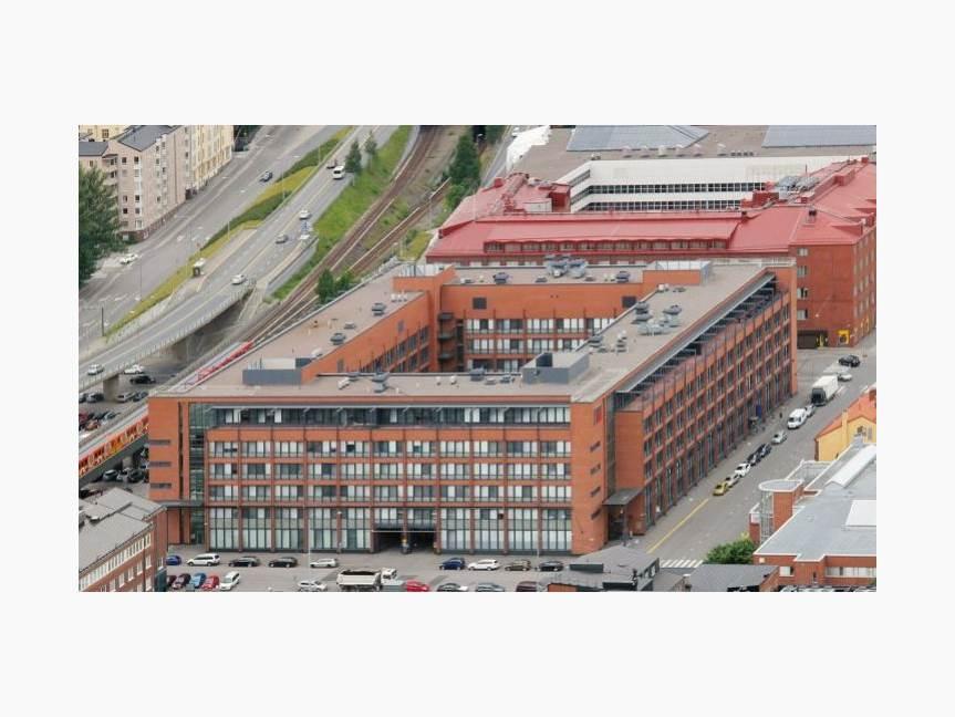 Lautatarhankatu 10, Sörnäinen, Helsinki
