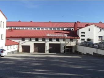 Toimitila, Linnanrakentajantie 6, Herttoniemi, Helsinki