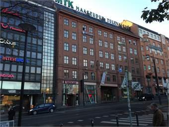 Toimitila, Simonkatu 6, Keskusta, Helsinki
