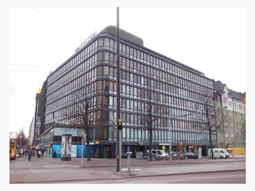 Siltasaarenkatu 16, Siltasaari, Helsinki