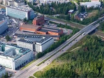 Toimitila, Valimotie 21, Pitäjänmäki, Helsinki