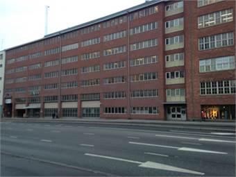 Toimitila, Sörnäisten Rantatie 27, Sörnäinen, Helsinki