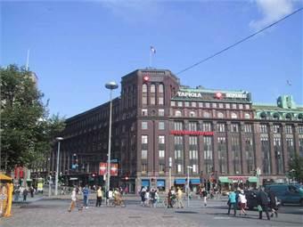 Toimitila, Kaisaniemenkatu 1, Kaisaniemi, Helsinki