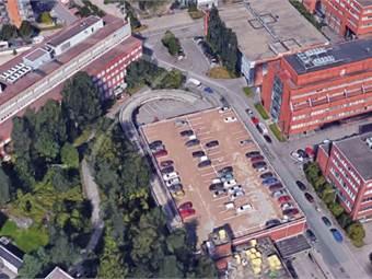 Toimitila, Takomotie 8, Pitäjänmäki, Helsinki