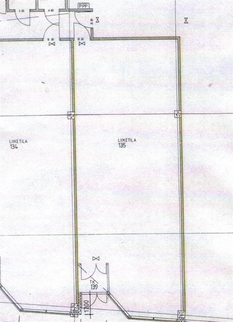 Planlösning Sammonaukio 4 Karhula