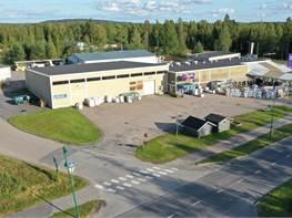 Toimitila, Isonnevantie 2, Isoniemi, Mänttä-Vilppula