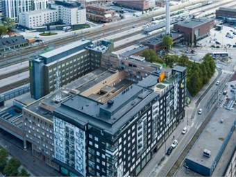 Toimitila, Rautatienkatu 21, Keskusta, Tampere