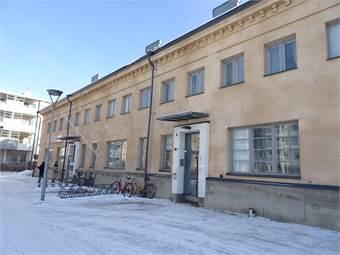 Toimitila, Puusepänkatu 4, Myllytulli, Oulu