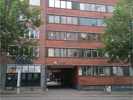 Toimitila, Yliopistonkatu 58, Tullin alue, Tampere