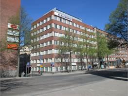 Toimitila, Åkerlundinkatu 2, Tullin alue, Tampere