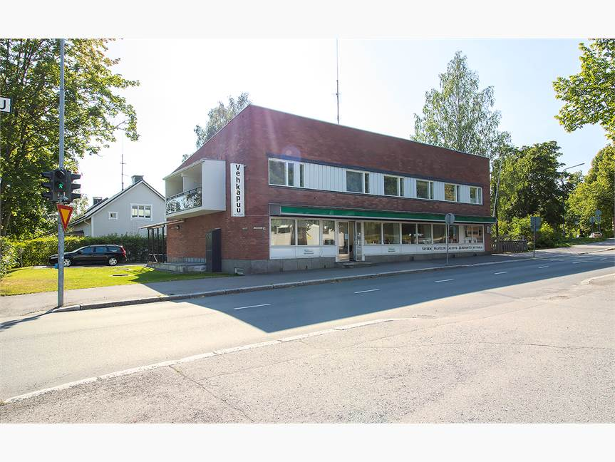 Keihäskatu 20, Haapaniemi, Kuopio