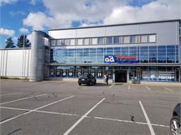 Toimitila, Tulliportinkatu 55, Kanervala, Joensuu