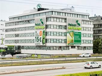 Toimitila, Hitsaajankatu 8, Herttoniemi, Helsinki