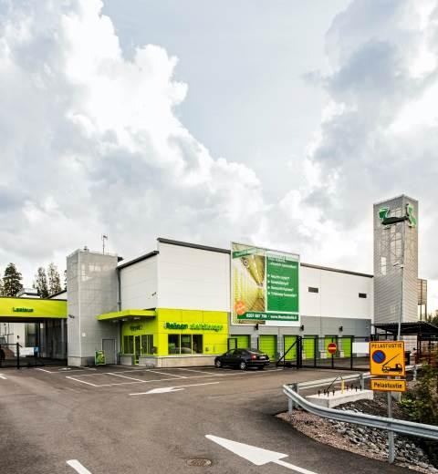 Paperitie 5, Konala, Helsinki