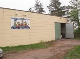 Toimitila, Pohjoinen Tullitie 16, Teollisuusalue, Loviisa