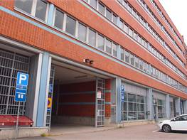 Toimitila, Kuortaneenkatu 3, Itä-Pasila, Helsinki
