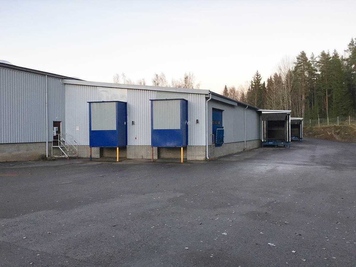 Ahlströmintie 1, Strömfors, Loviisa