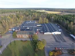 Toimitila, Ahlströmintie 1, Ruotsinpyhtää, Loviisa