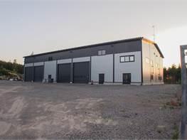 Toimitila, Laajamäentie 11, Moreenin Teollisuusalue, Hämeenlinna