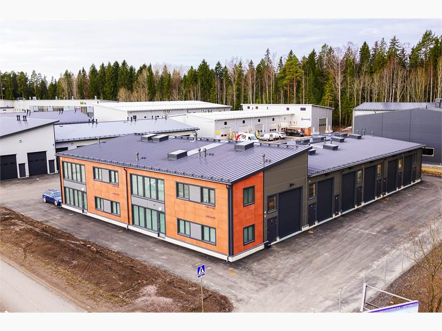 Koskelontie 18 D, Koskelo, Espoo