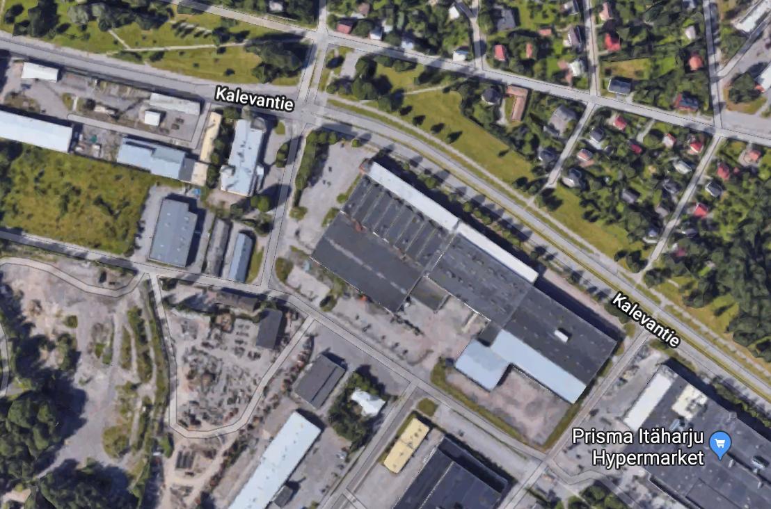 Toimitila, Peronkatu 40, Itäharju, Turku