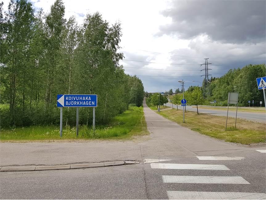 Kukonkalliontie 3-5, Koivuhaka, Vantaa