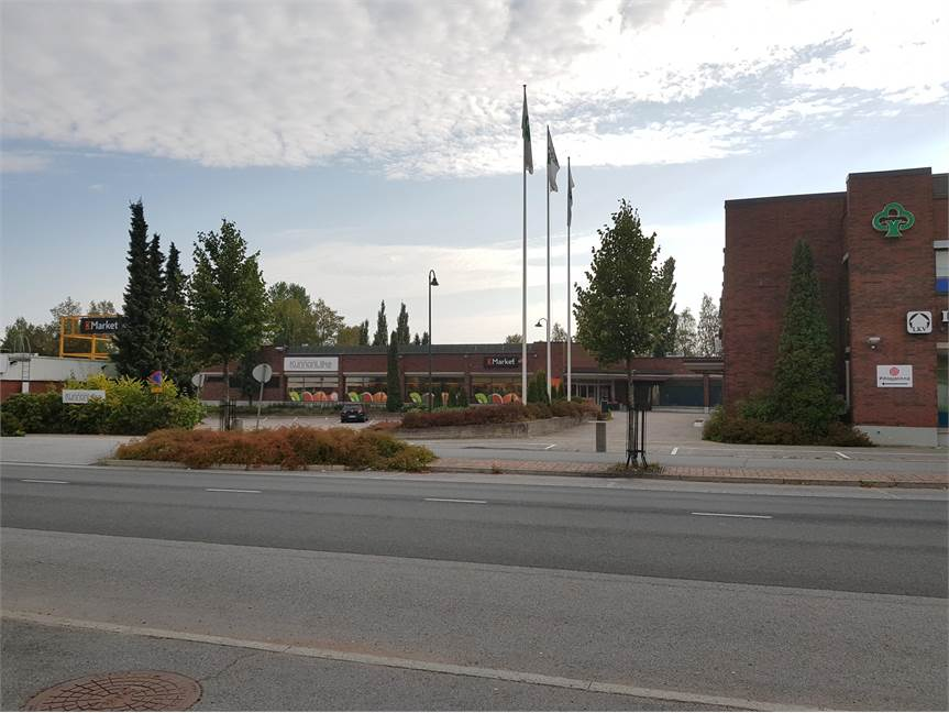 Vanha Tampereentie 28, Keskusta, Ikaalinen