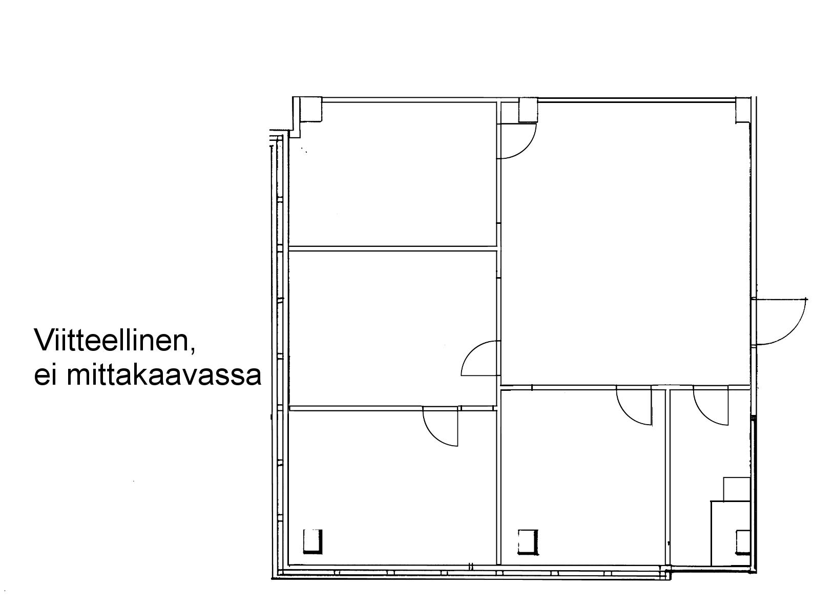 Planlösning Höyläämötie 18 Pitäjänmäki