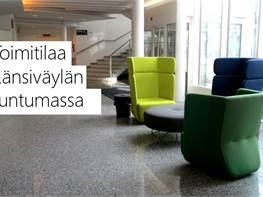 Toimitila, Kivenlahdentie 7, Espoonlahti, Espoo
