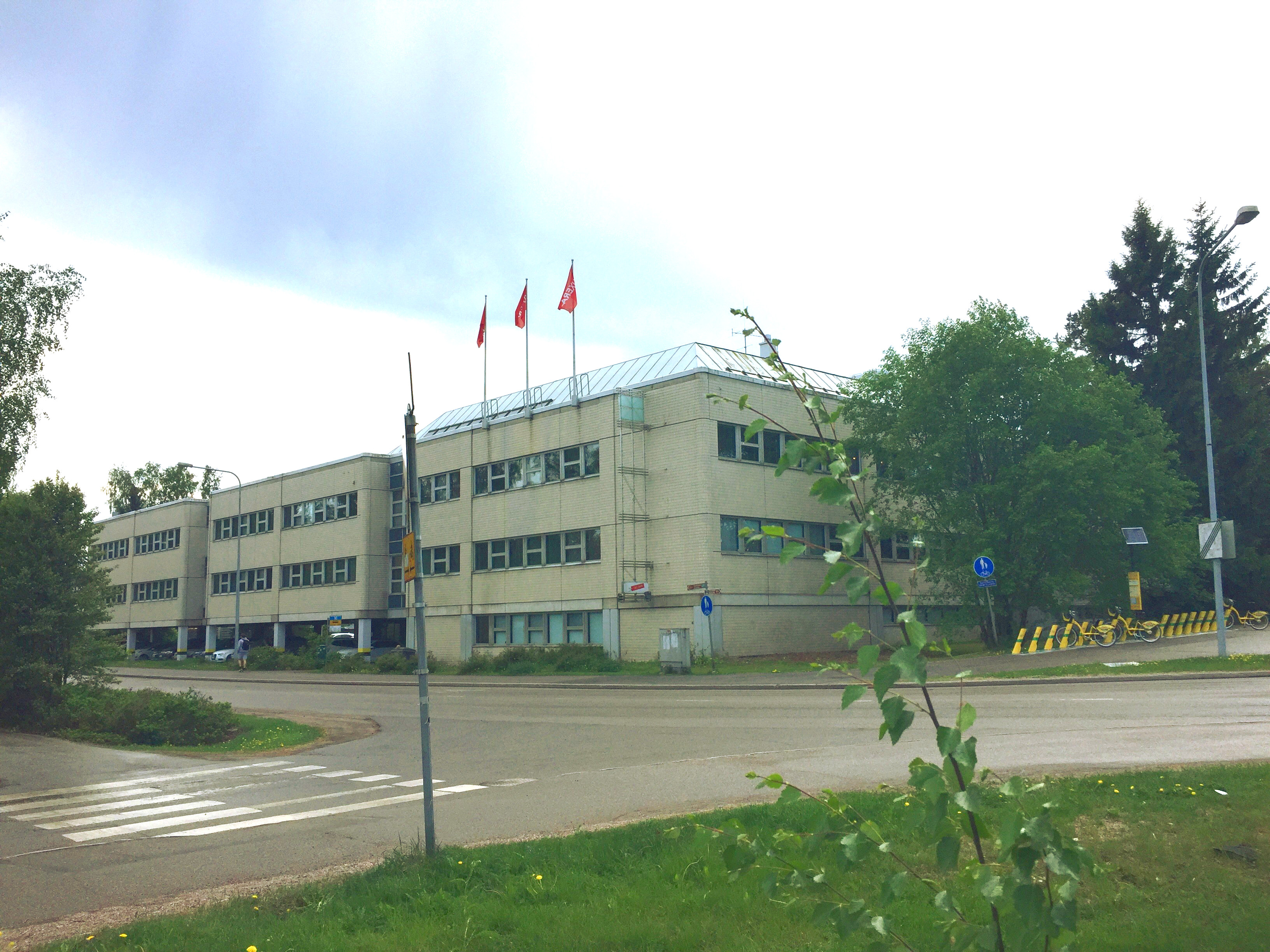 Toimitila, Westendintie 1, Westend, Espoo