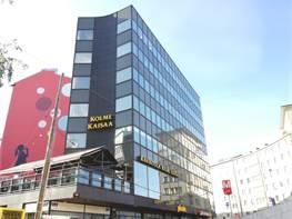 Toimitila, Hämeentie 29, Sörnäinen, Helsinki