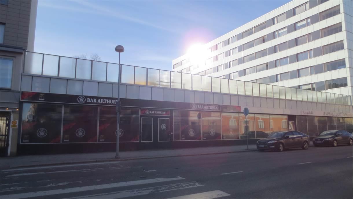 Brahenkatu 16, Keskusta, Turku