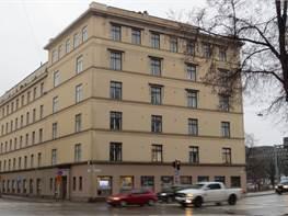 Toimitila, Linnankatu 36, Aurajokiranta, Turku