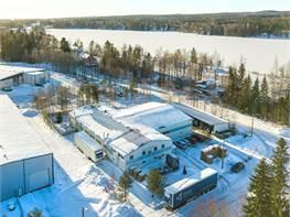 Toimitila, Niinikuruntie 6, Sääksjärvi, Tampere