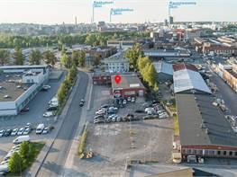 Toimitila, Lokomonkatu 11, Hatanpää, Tampere