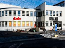 Toimitila, Hissikatu 2, Härmälänranta, Tampere