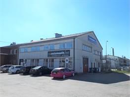 Toimitila, Alasintie 1, Limingantulli, Oulu