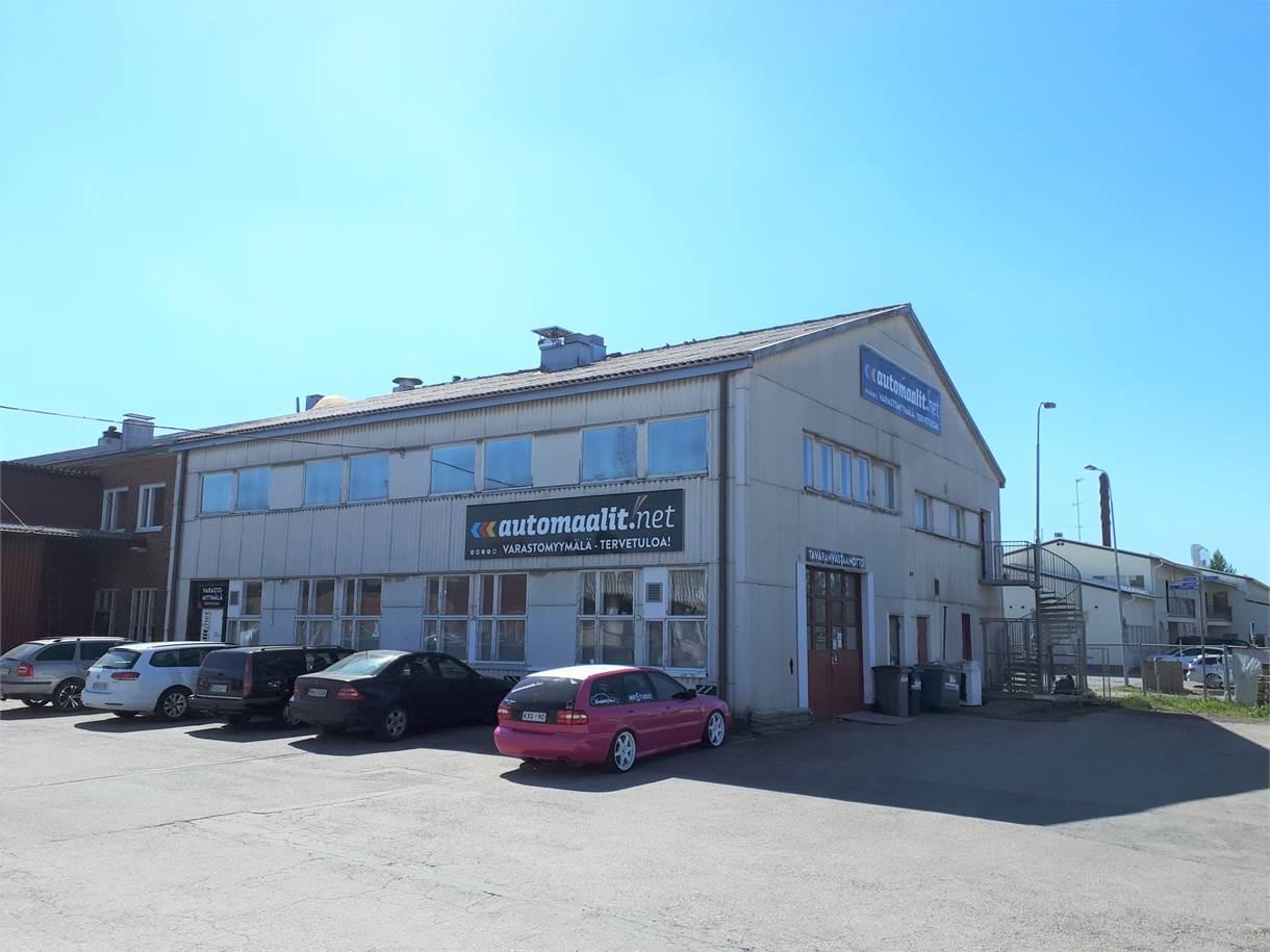 Alasintie 1, Limingantulli, Oulu
