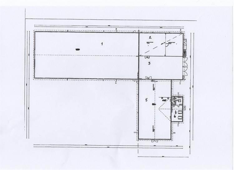 Planlösning Kotakankaantie 2 Tyrnävä