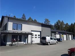 Toimitila, Laakeritie 20 B, Rusko, Oulu