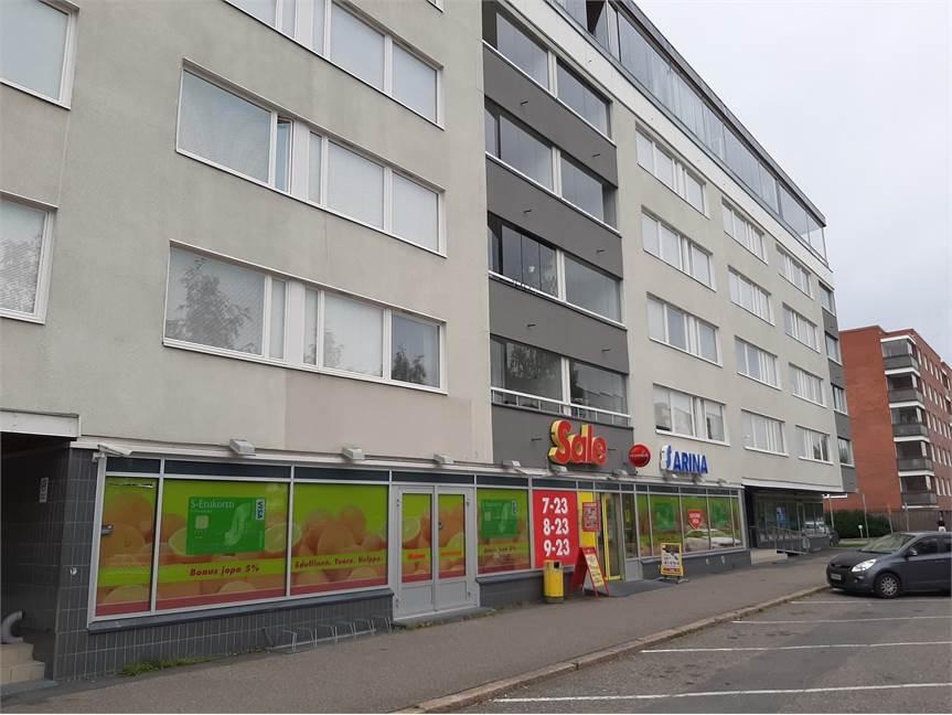 Kirkkokatu 63-65, Heinäpää, Oulu