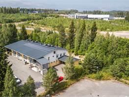 Toimitila, Purukatu 7, Pitkälahti, Kuopio