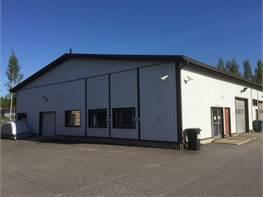 Toimitila, Pajatie 28, Nojanmaan teollisuusalue, Savonlinna