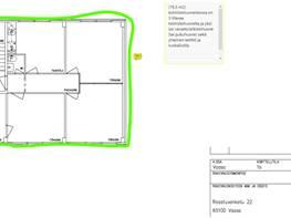 Toimitila, Raastuvankatu 22 A, 2. kerros, ydinkeskusta, Vaasa