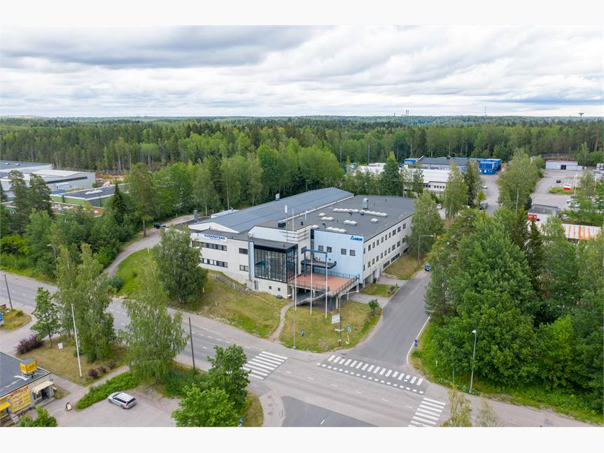 Juvan teollisuuskatu 15, Juvanmalmi, Espoo