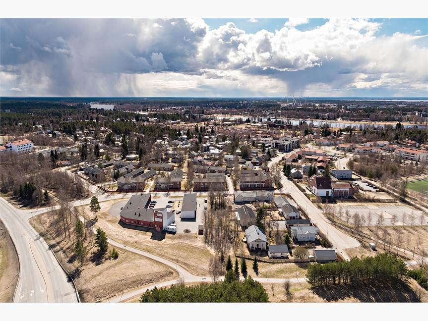 Hintantie 95, Hintta, Oulu