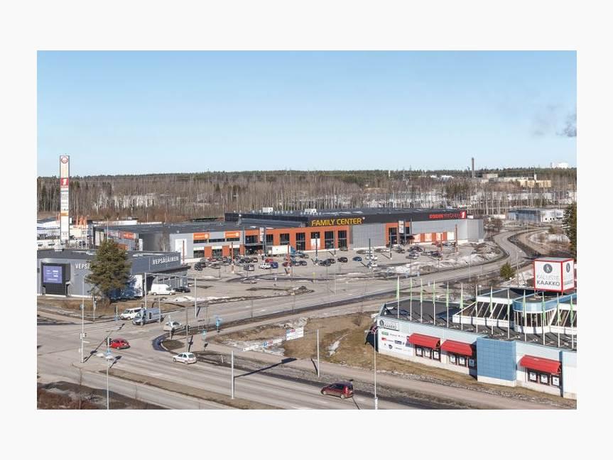 Hyrymäenkatu 2, Hyrynmäki, Lappeenranta