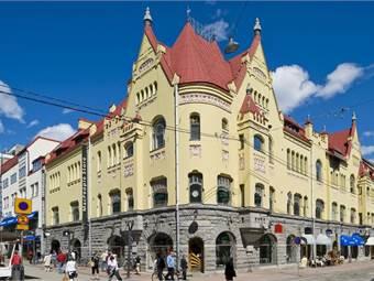 Toimitila, Kuninkaankatu 21, Keskusta, Tampere